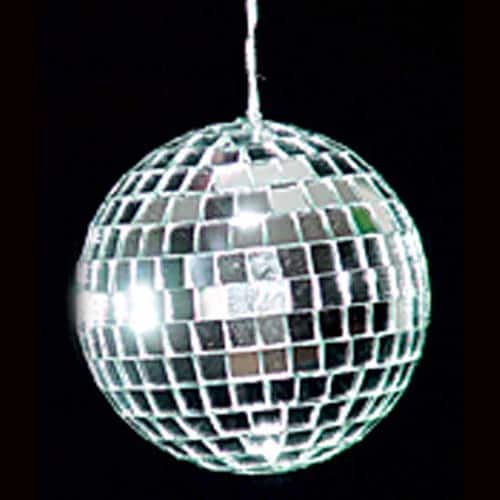 De Luxe Spiegel Disco Ball - 3 Inches / 8cm