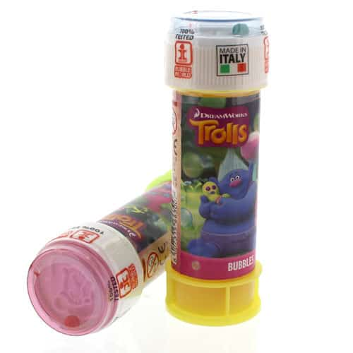Trolls Fles Bubbles - 60ml