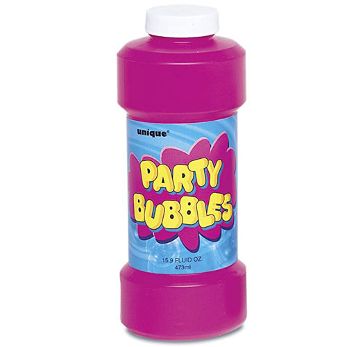 Party Bubbles Jumbo Fles 473Ml